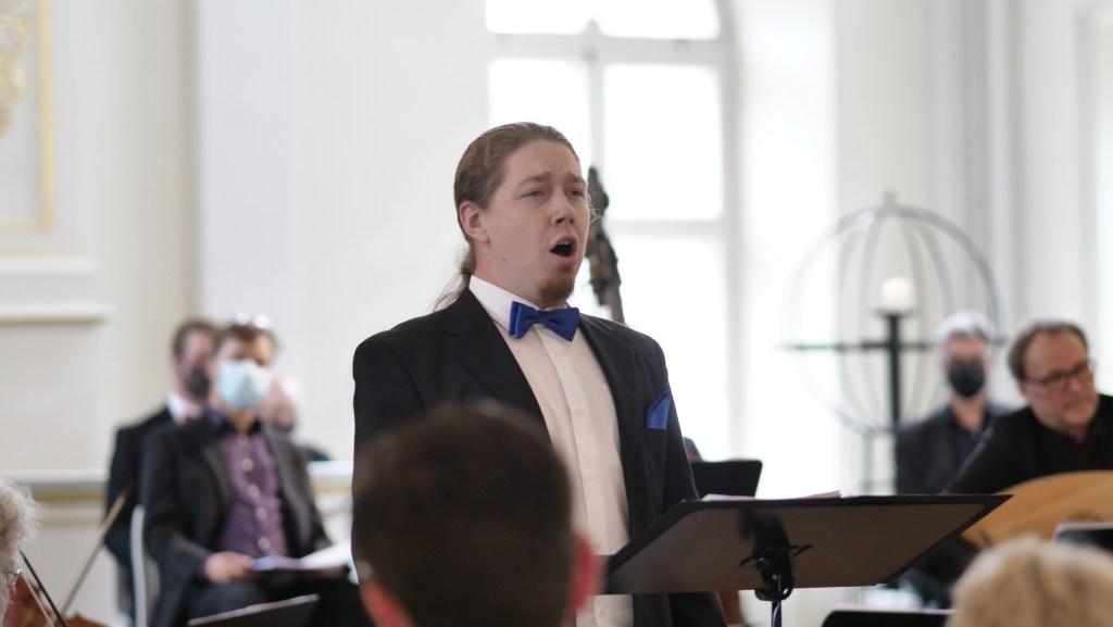 Kuvia Messias-konsertista 5.9 Mustasaaren kirkossa